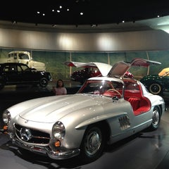 Photo taken at Mercedes-Benz Museum by Fevzi T. on 6/18/2013