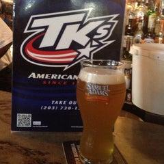 Photo taken at T.K.'s American Cafe by Jennifer H. on 7/1/2013