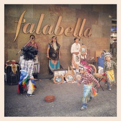 Photo taken at Falabella by Gonzalo S. on 1/24/2013