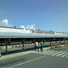 Photo taken at Ninoy Aquino International Airport (MNL) Terminal 4 by Paul G. on 11/17/2012