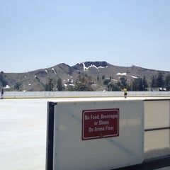 Photo taken at Skating Rink At Squaw Valley by daisy b. on 7/1/2013