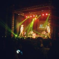 Photo taken at BritAma Arena by Hidar F. on 11/22/2014