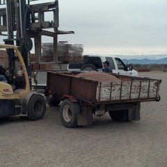 Photo taken at Central Arizona Block Co by Tanya D. on 11/17/2012