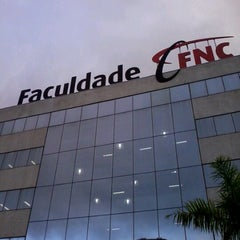 Photo taken at Faculdade Nossa Cidade FNC by Nathalia A. on 1/20/2013