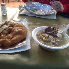 Photo taken at Tuba City Flea Market by teron y. on 2/28/2014