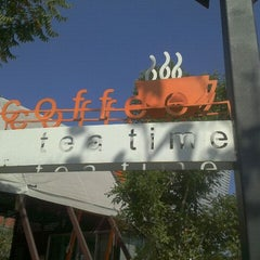Photo taken at Coffee Tea Time by Stephan W. on 11/18/2011