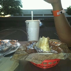 Photo taken at Chipotle Mexican Grill by Weston A. on 9/19/2011