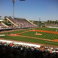 Photo taken at Joker Marchant Stadium by Jim P. on 3/26/2012