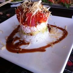 Photo taken at Tokoro Japanese Restaurant by Jennifer R. on 4/23/2011