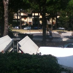 Photo taken at Il chiosco del parco by Sonia on 8/14/2012