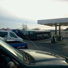 Photo taken at Hampton Jitney - Southampton by Rachael N. on 11/15/2011