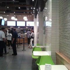 Photo taken at Energy Kitchen by priscilla f. on 6/13/2012