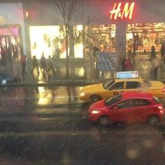 Photo taken at H&M by Allan R. on 12/26/2012