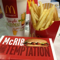 Photo taken at McDonald's by SiLan on 1/19/2013