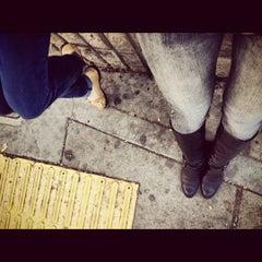 Photo taken at SACRT Light Rail 16th St Station by Sac365 L. on 11/2/2012