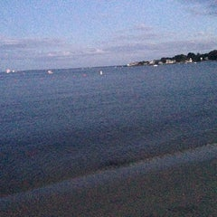Photo taken at West Beach Park by Akeel H. on 8/18/2014