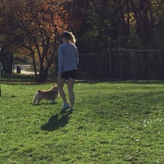 Photo taken at Windsor Heights Dog Park by Jonathan M. on 10/25/2014