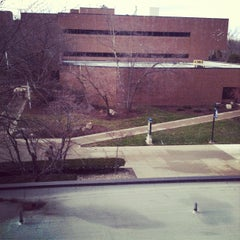 Photo taken at IPFW Helmke Library by Micah F. on 12/11/2012