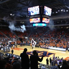 Photo taken at Auburn Arena by Chelsie S. on 1/10/2013