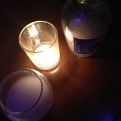 Photo taken at Sochu House + Neo Asian & Martini Bar by Vanessa G. on 1/14/2013