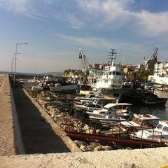 Photo taken at Selimpaşa Liman by Eren E. on 11/5/2013