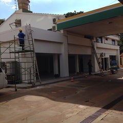 Photo taken at Petrobras JP Servicios SA by Jorge P. on 12/4/2013