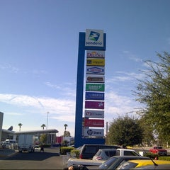 Photo taken at Plaza Sendero by Jorge H. on 12/16/2012
