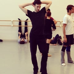 Photo taken at Michael C. Carlos Dance Centre - Atlanta Ballet by Atlanta B. on 3/6/2013