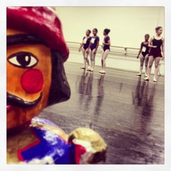Photo taken at Michael C. Carlos Dance Centre - Atlanta Ballet by Atlanta B. on 9/7/2013