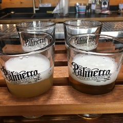 Photo taken at Palmetto Brewing Company by Chelsea F. on 10/24/2015