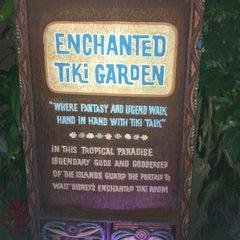 Photo taken at Enchanted Tiki Room by David N. on 1/4/2013