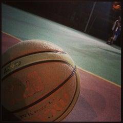 Photo taken at K9 Basketball Court by Muhammad Syazwanul Badri R. on 4/26/2013