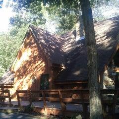 Photo taken at House Mountain Overlook by AAA Stripe Pro™ on 9/14/2013