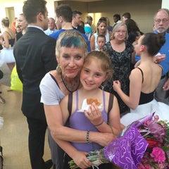 Photo taken at Grand Rapids Ballet by Melinda C. on 5/31/2014