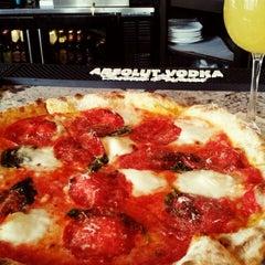 Photo taken at Varasano's Pizzeria by Samanthia M. on 2/16/2013