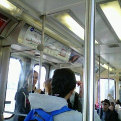 Photo taken at CTA - Kedzie by Cindy C. on 9/18/2012