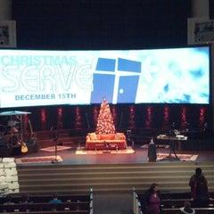 Photo taken at Church of the Open Door by Michael W. on 12/9/2012