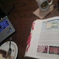 Photo taken at Café Morgane by Simon P. on 11/11/2012