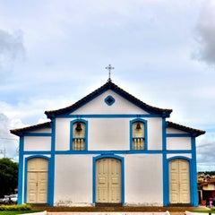 Photo taken at Museu Sacro e Igreja de São Sebastião by Daniel Costa d. on 12/29/2013