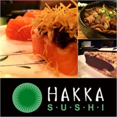Photo taken at Hakka Sushi by Daniel Costa d. on 7/31/2014
