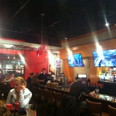Photo taken at Red Robin Gourmet Burgers by Ryan G. on 11/30/2012