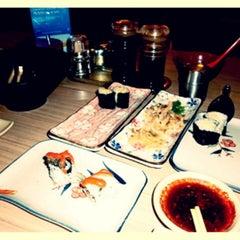 Photo taken at Sushi Tei by Bagoes36 on 9/23/2012