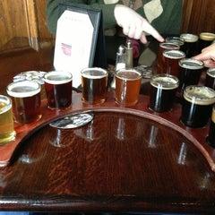 Photo taken at Harvest Moon Brewery by Matt M. on 3/2/2013