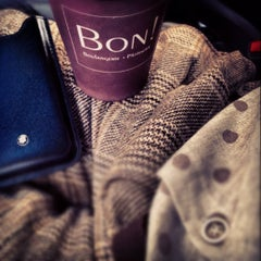 Photo taken at Bon! by Нигина А. on 11/1/2012