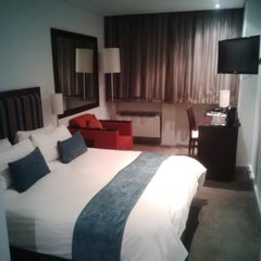 Photo taken at Fountains Hotel Cape Town by Mornay M. on 10/22/2014