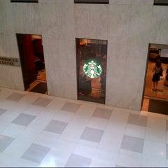 Photo taken at Starbucks by Amanda W. on 9/17/2012