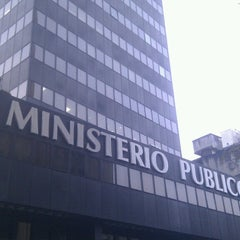 Photo taken at Ministerio Público by Mauro L. on 3/13/2014