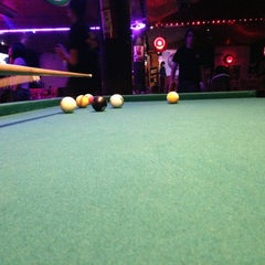 Photo taken at The Black Ball Club by Carlos G. on 2/23/2013