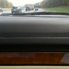 Photo taken at Interstate 85 by Beli't W. on 11/8/2012