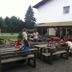 Photo taken at Jugendhotel Egger by Liza S. on 6/23/2013